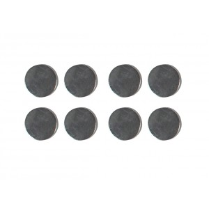 Aimants forts - 10 mm - lot de 8
