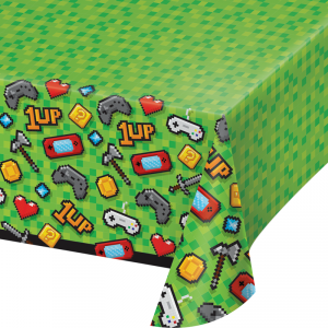 Nappe - Gamer Party - 1.37 x 2.59 m