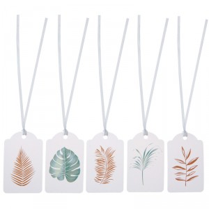Portes nom - Nature chic - lot de 5