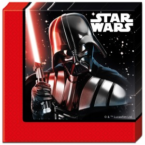 Serviettes - Star Wars - lot de 20