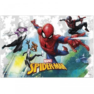 Nappe - Spiderman - 1.20 x 1.80 m