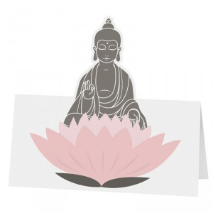 Marques place - Bouddha - lot de 6