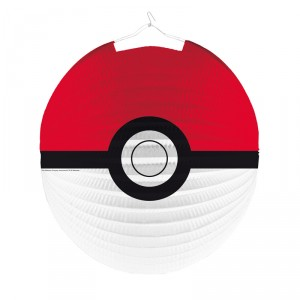 Lampion - Pokeball - 25 cm