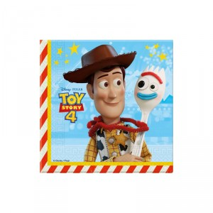 Serviettes - Toy Story 4 - lot de 20