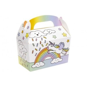 Box - Licorne - lot de 12