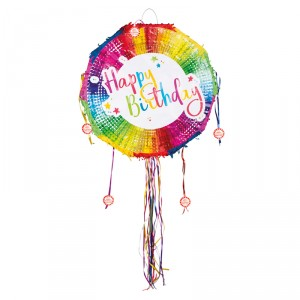 "Piñata ""Happy Birthday"""