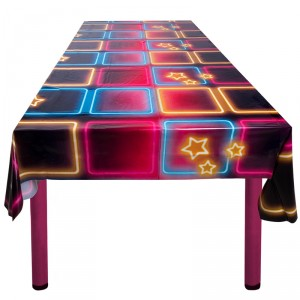 Nappe - Disco Fever- 1.30 x 1.80 m