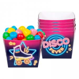 Ramequins - Disco Fever- lot de 6