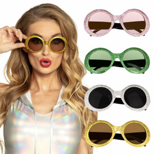 Lunettes - Party Jackie Glitter