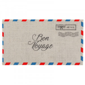 Serviettes - Bon voyage - lot de 20