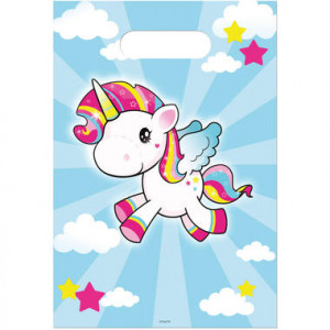 Sacs - Licorne Star - lot de 8