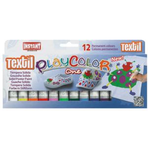 Gouache Textil one (12 sticks)