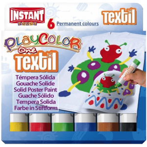 Gouache Textil one (6 sticks)