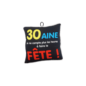 Coussin - 30 ans