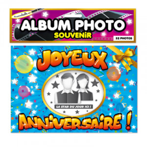 "Album photo ""Joyeux Anniversaire"" - 32 photos"