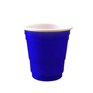 Shooter Original Cup 4 cl (lot de 20) - Bleu