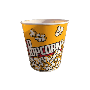 Pot de pop corn