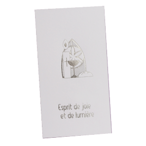 "Images communion ""Sainte"" (lot de 10)"