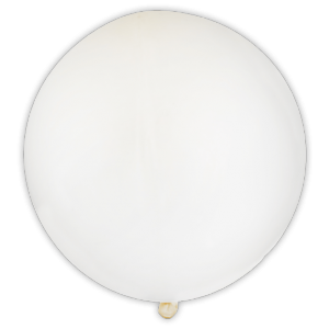 Ballon transparent 50 cm