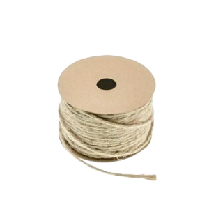 Corde en jute naturel - 3 mm x 20 m