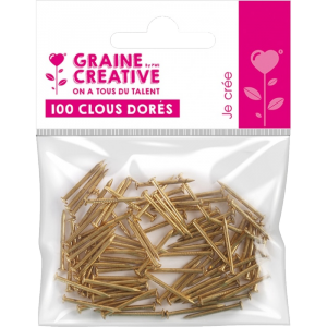 Clous pour String Art (lot de 100)