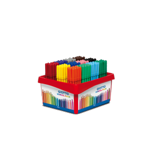 Feutres Giotto Turbo Color - lot de 144