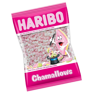 Mini Chamallows Haribo (1 kilo)