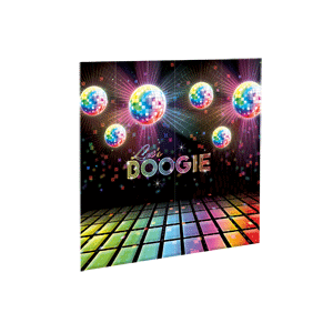 "Poster ""Boogie"""