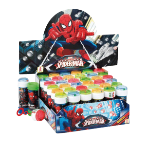 "Bulle de savon ""Spiderman"""