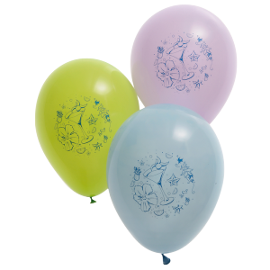 "Ballons ""Hawaï"" (lot de 8)"
