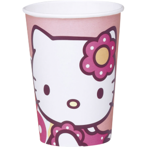 "Gobelets ""Hello Kitty Bambou"" (lot de 10)"