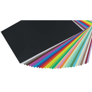 Papier Cartador - 270 grs - lot de 25 - Multicolore