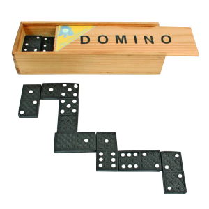 Dominos bois