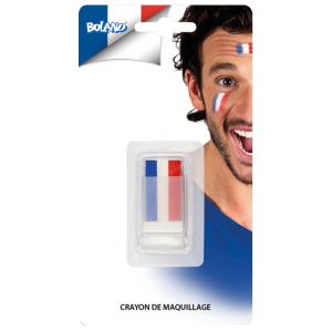 Stick de maquillage - Tricolore