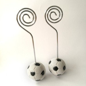 "Marques places ""Ballon de foot"" (lot de 4)"