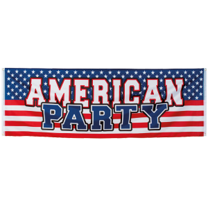 Bannière American Party
